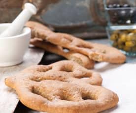 Fougasse - chleb francuski