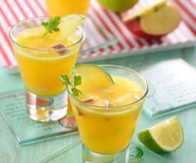 綜合水果雞尾酒(無酒精)