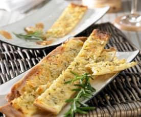 Kartoffel-Rosmarin-Gebäck