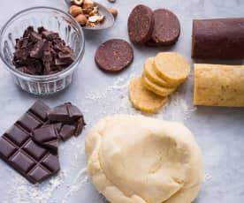 Cookie-Grundteig