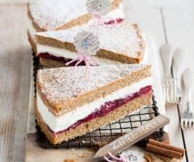 Zimt-Torte