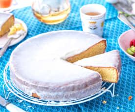 Gâteau nantais d'Eric Guérin