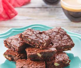 Brownies a la Mexicana