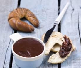 Krem orzechowo-czekoladowy