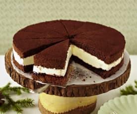 Lebkuchen-Schoko-Torte