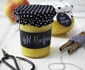 Apfel-Marzipan-Konfitüre