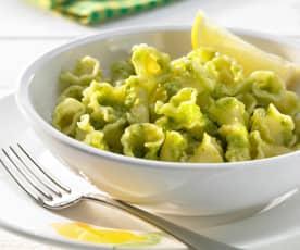 Pesto mit Zitrone