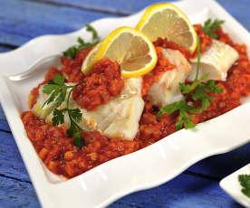 Ryba po řecku