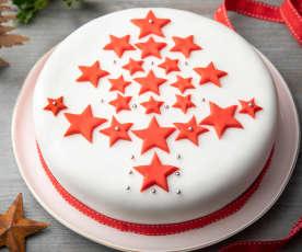 Gluten-free Christmas Cake