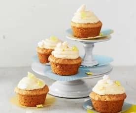 Möhren-Überraschungs-Muffins