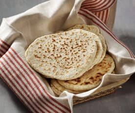 Quick Flatbreads