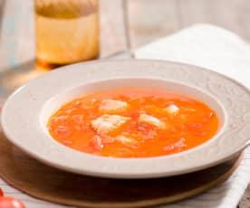 Marokańska zupa z ciecierzycy