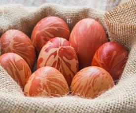 Πασχαλινά διακοσμητικά αυγά