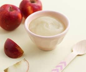 Puré de maçã