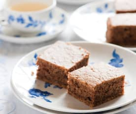 Schwarztee-Kuchen