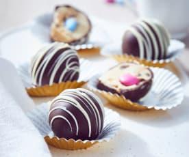 Surprise Cookie-Dough Pralinen