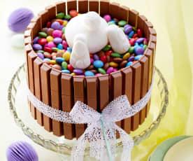Schokoladen-Osterkuchen