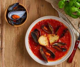 Zuppa di muscoli