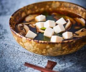 Misoshiru (sopa miso)