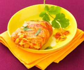 Friand aux légumes sans gluten