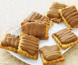 Biscuits au café