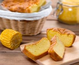 Kukuřičný chléb (Brôa de milho)