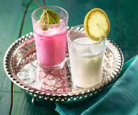 Salziges Joghurtgetränk - Ayran