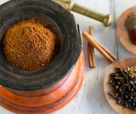 Arabian spice mix