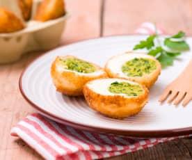 Portugalskie zielone jajka
