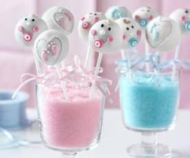 Baby-Cake pops