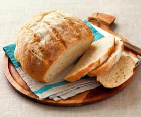 Pain à la farine d'épeautre