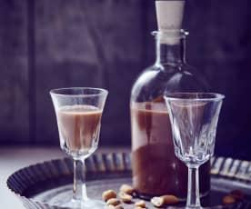 Erdnuss-Karamell-Likör