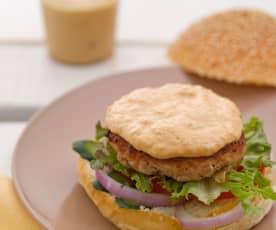 美式漢堡醬
