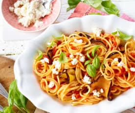 Spaghetti alla 'Norma'