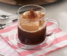 Granizado de café capuchino