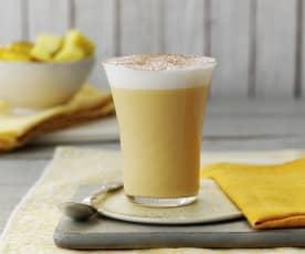 Batido cappuccino de mango