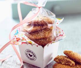 Mandel-Cookies