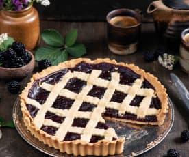 Paj (pie) z jeżynami