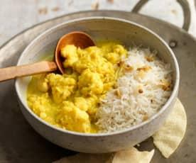 Kerala Fisch Curry