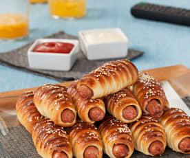 Hot dogi kibica