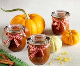Pumpkin Spice Jam