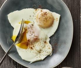 Huevos al vapor
