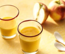 Frullato di frutta (4-6 mesi)