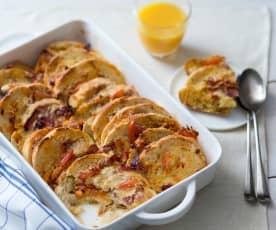 Sunday morning breakky bake