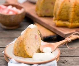 Polnischer Kartoffelkuchen