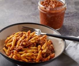 Ragù di carne di manzo di Razza Piemontese a Cottura Lenta