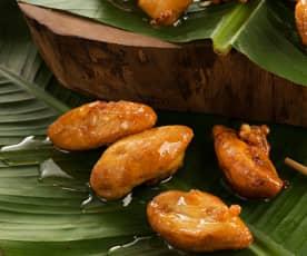 Plátanos fritos (Pisang goreng) - Indonesia