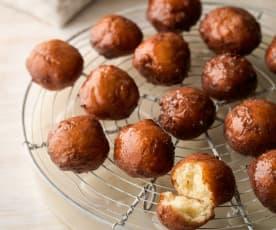 Gluten-free Glazed Doughnut Bites