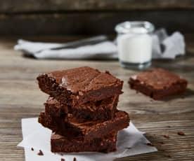 Brownies al cioccolato