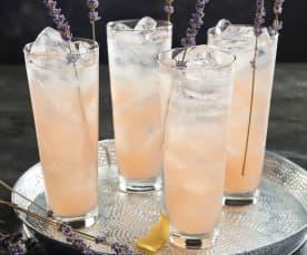 Sparkling Lavender Lemonade